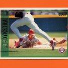 1997 Topps Baseball #413 Lenny Dykstra - Philadelphia Phillies