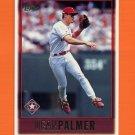 1997 Topps Baseball #393 Dean Palmer - Texas Rangers