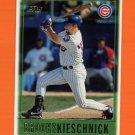 1997 Topps Baseball #389 Brooks Kieschnick - Chicago Cubs