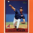 1997 Topps Baseball #386 Bartolo Colon - Cleveland Indians