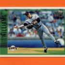 1997 Topps Baseball #385 Matt Williams - San Francisco Giants