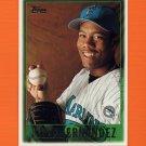 1997 Topps Baseball #382 Livan Hernandez - Florida Marlins