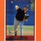 1997 Topps Baseball #378 Jason Bere - Chicago White Sox