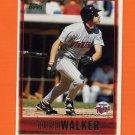 1997 Topps Baseball #377 Todd Walker - Minnesota Twins