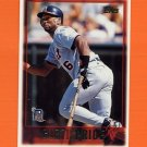 1997 Topps Baseball #376 Curtis Pride - Detroit Tigers