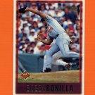 1997 Topps Baseball #374 Bobby Bonilla - Baltimore Orioles