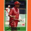 1997 Topps Baseball #373 Jose Rijo - Cincinnati Reds