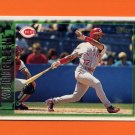 1997 Topps Baseball #371 Willie Greene - Cincinnati Reds