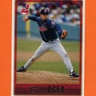 1997 Topps Baseball #367 Chad Ogea - Cleveland Indians