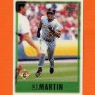 1997 Topps Baseball #356 Al Martin - Pittsburgh Pirates