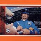 1997 Topps Baseball #353 Charlie O'Brien - Toronto Blue Jays