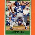 1997 Topps Baseball #342 Jay Payton - New York Mets