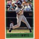 1997 Topps Baseball #331 Rondell White - Montreal Expos