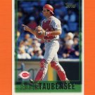 1997 Topps Baseball #326 Eddie Taubensee - Cincinnati Reds