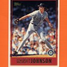 1997 Topps Baseball #325 Randy Johnson - Seattle Mariners