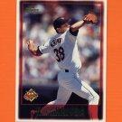 1997 Topps Baseball #323 Rick Krivda - Baltimore Orioles