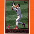 1997 Topps Baseball #318 Manny Ramirez - Cleveland Indians