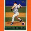 1997 Topps Baseball #317 Jason Isringhausen - New York Mets