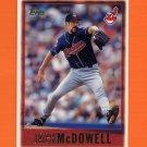 1997 Topps Baseball #307 Jack McDowell - Cleveland Indians