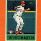 1997 Topps Baseball #302 Wendell Magee - Philadelphia Phillies