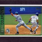 1997 Topps Baseball #294 Greg Colbrunn - Florida Marlins