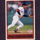 1997 Topps Baseball #293 Nomar Garciaparra - Boston Red Sox