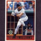 1997 Topps Baseball #287 Gerald Williams - Milwaukee Brewers