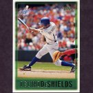 1997 Topps Baseball #285 Delino DeShields - Los Angeles Dodgers
