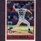 1997 Topps Baseball #283 Jamie Moyer - Seattle Mariners