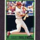 1997 Topps Baseball #268 Scott Rolen - Philadelphia Phillies