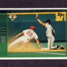 1997 Topps Baseball #259 Jay Bell - Pittsburgh Pirates