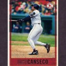 1997 Topps Baseball #246 Jose Canseco - Boston Red Sox