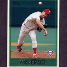 1997 Topps Baseball #242 Mike Grace - Philadelphia Phillies