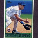 1997 Topps Baseball #212 Edgardo Alfonzo - New York Mets