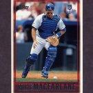 1997 Topps Baseball #198 Mike Macfarlane - Kansas City Royals
