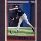 1997 Topps Baseball #197 Dave Martinez - Chicago White Sox