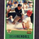1997 Topps Baseball #195 Jason Kendall - Pittsburgh Pirates