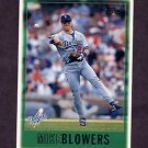 1997 Topps Baseball #192 Mike Blowers - Los Angeles Dodgers