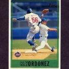 1997 Topps Baseball #180 Rey Ordonez - New York Mets