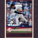 1997 Topps Baseball #175 Dwight Gooden - New York Yankees