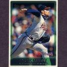 1997 Topps Baseball #157 John Smoltz - Atlanta Braves ExMt