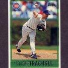 1997 Topps Baseball #154 Steve Trachsel - Chicago Cubs