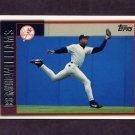 1997 Topps Baseball #150 Bernie Williams - New York Yankees