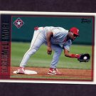 1997 Topps Baseball #139 Mark McLemore - Texas Rangers