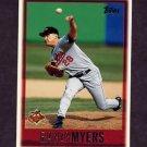 1997 Topps Baseball #133 Randy Myers - Baltimore Orioles