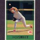 1997 Topps Baseball #119 John Smiley - Cincinnati Reds