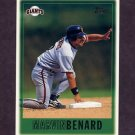 1997 Topps Baseball #114 Marvin Benard - San Francisco Giants