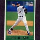 1997 Topps Baseball #090 John Wetteland - New York Yankees