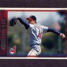 1997 Topps Baseball #088 Charles Nagy - Cleveland Indians