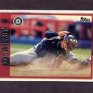 1997 Topps Baseball #063 Dan Wilson - Seattle Mariners